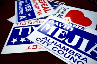 Campaign / Yard Signs